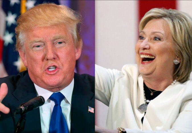 estados unidos, elecciones, democratas, republicanos, donald trump, hillary clinton