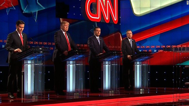 Los candidatos republicanos se pronuncian por revertir las medidas adoptadas desde diciembre de 2014 por el presidente Barack Obama.
