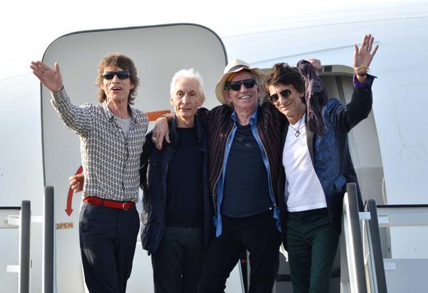 La banda británica es considerada una de las más grandes e influyentes de toda la historia del rock. (Foto ACN)