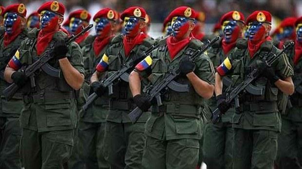 La Fuerza Armada de nuevo eleva su voz por el pueblo de Venezuela.