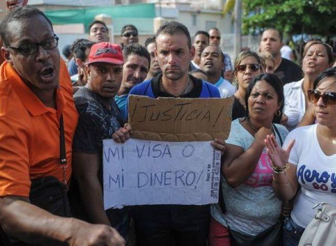 cuba, ecuador, migrantes, ley de ajuste cubano