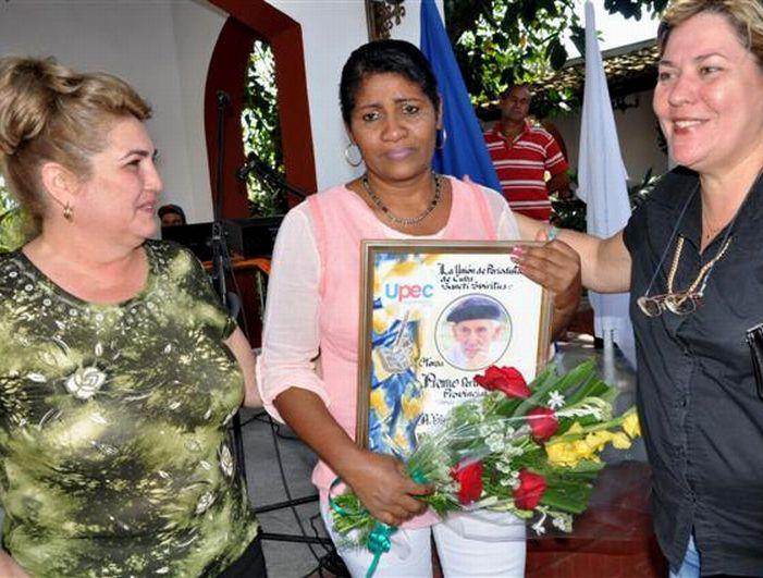 sancti spiritus, union de periodistas de cuba, upec, periodistas