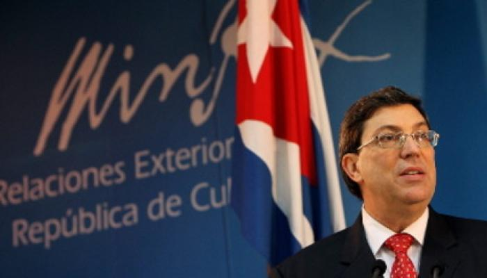 El canciller cubano Bruno Rodríguez realizará declaraciones a la prensa en la tarde de este jueves.