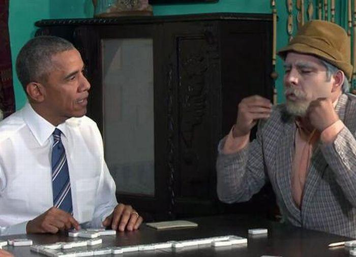 cuba, estados unidos, obama en cuba, humor, relaciones cuba-estados unidos