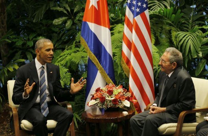 cuba, estados unidos, barack obama, raul castro, relaciones cuba-estados unidos