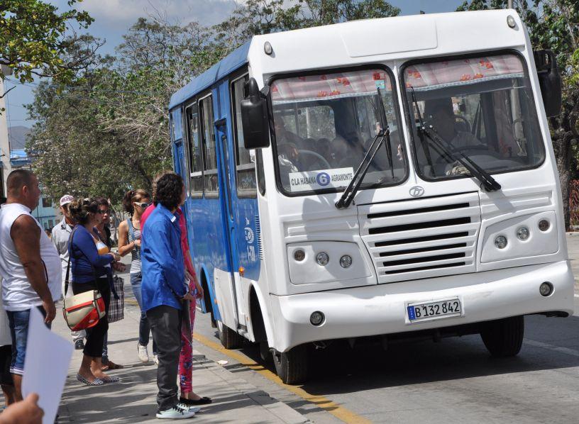 sancti spiritus, transporte urbano