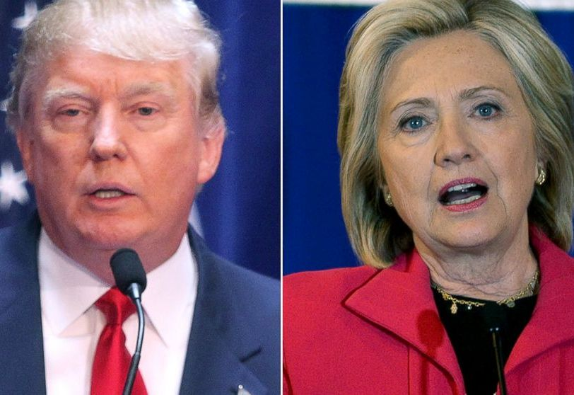estados unidos, campaña electoral en estados unidos, donald trump, hillary clinton