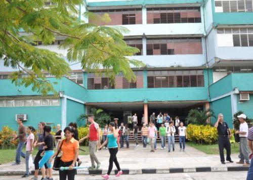 La Universidad espirituana cuenta con las condiciones para aceptar el número de estudiantes matriculados.