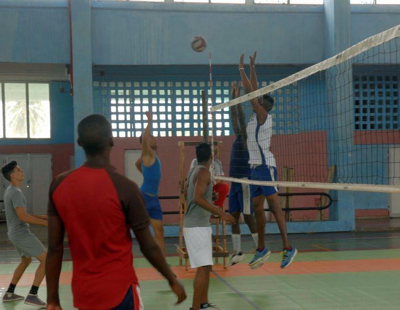 sancti spiritus, voleibol, eidel lino salabarria