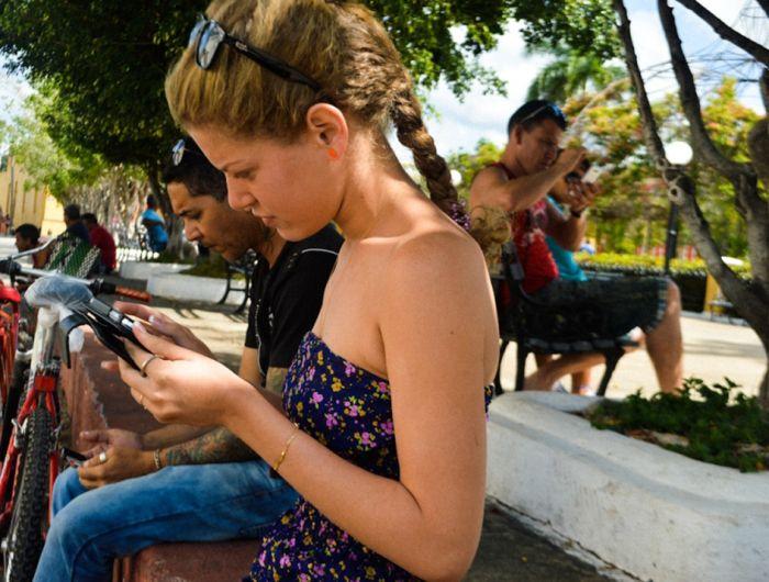 La creación de zonas wifi se extenderá próximamente a todos los municipios de la provincia.