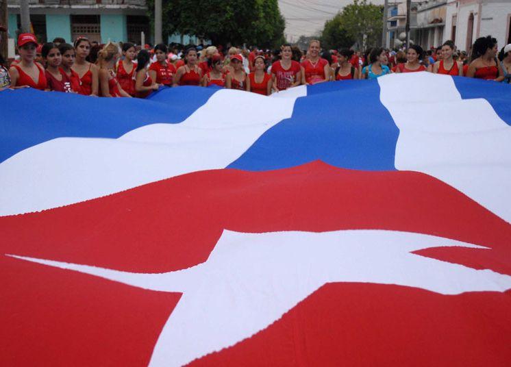 sancti spiritus, primero de mayo, dia internacional de los trabajadores, proletariado mundial, ctc
