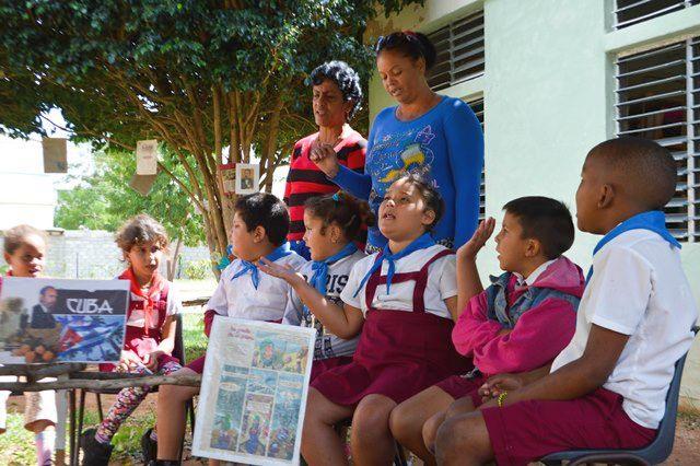 sancti spiritus, trinidad, educacion, enseñanza especial