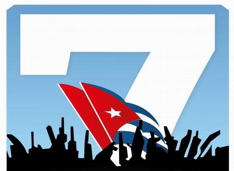 cuba, VII congreso del partido comunista de cuba, playa giron, fidel castro