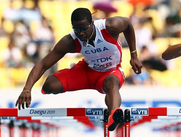 Dayron competirá otra vez por Cuba, aunque no ha sido readmitido aún de manera oficial en el equipo nacional.