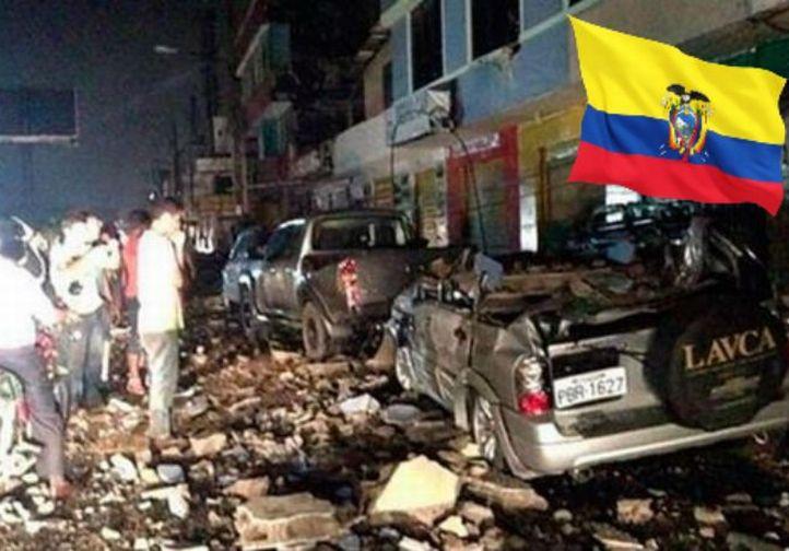 cuba, ecuador, medicos cubanos, sismo, terremoto