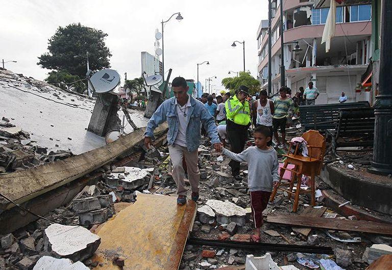 ecuador, cuba, terremoto en ecuador, medicos cubanos