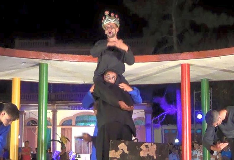 fomento, cultura, festival de teatro olga alonso, teatro