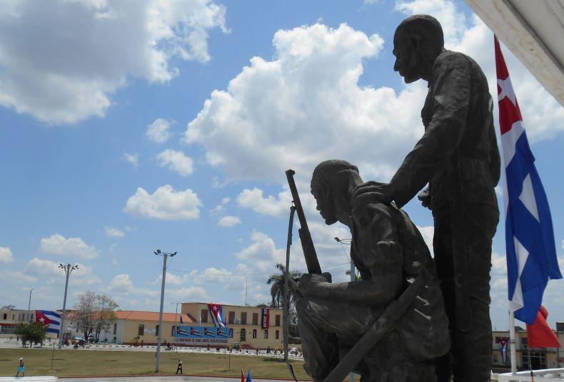 sancti spiritus, cuba, primero de mayo, dia internacional de los trabajadores