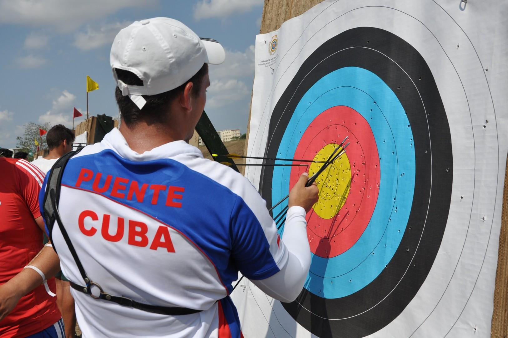 Adrián confirmó sentirse bien y estar preparado para la justa donde tomarán parte concursantes de 17 países.
