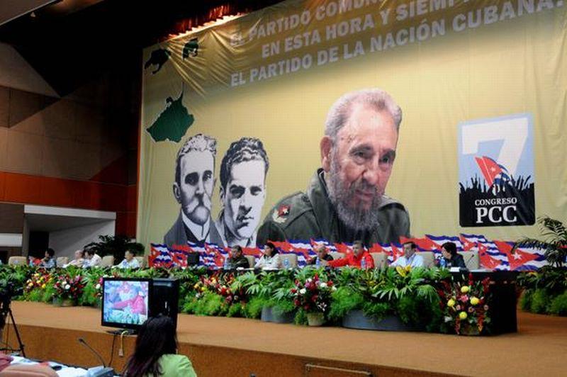 cuba, VII congreso del partido comunista de cuba, pcc, raul castro