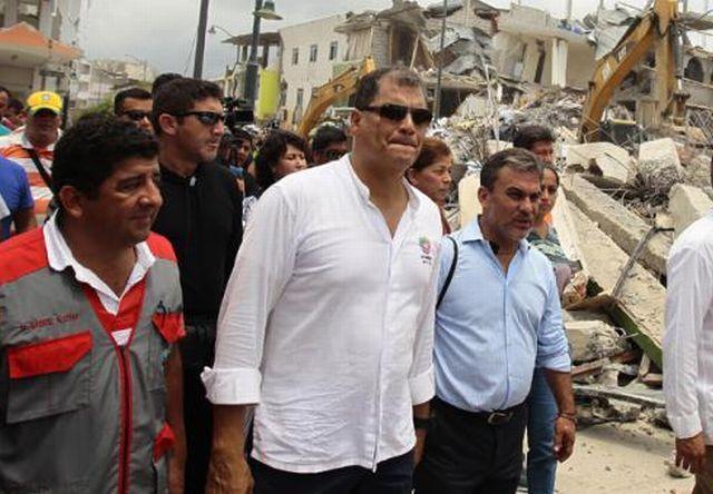 cuba, ecuador, terremoto en ecuador, terremoto, medicos cubanos