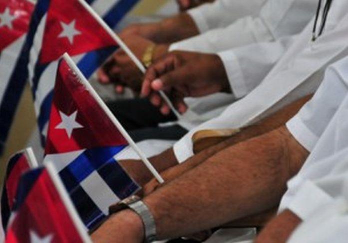 cuba, ecuador, medicos cubanos, terremoto, sismo