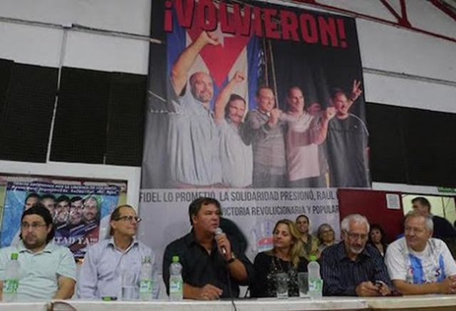 cuba, argentina, ramon labañino, heroe cubano, antiterrorista cubano