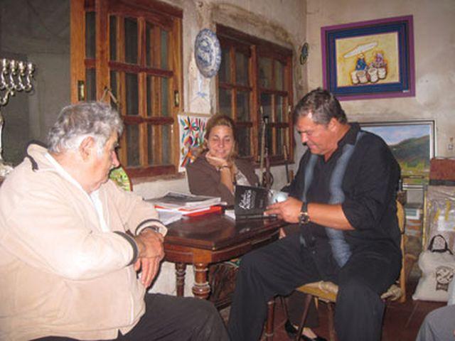 cuba, uruguay, ramon labañino, antiterrorista cubano, jose mujica