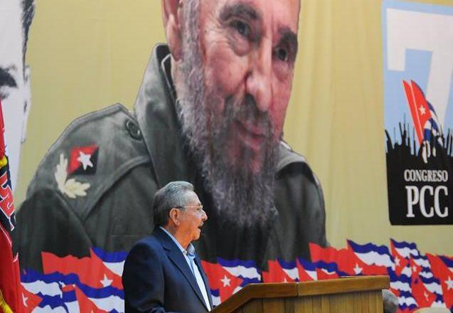 cuba, sancti spiritus, VII congreso del partido comunista de cuba, VII congreso del pcc, raul castro