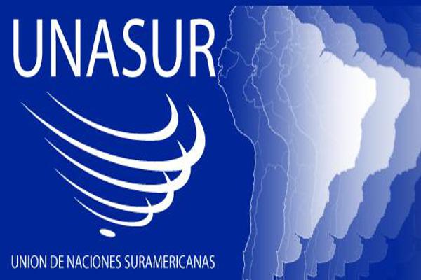 Unión de Naciones Suramericanas.