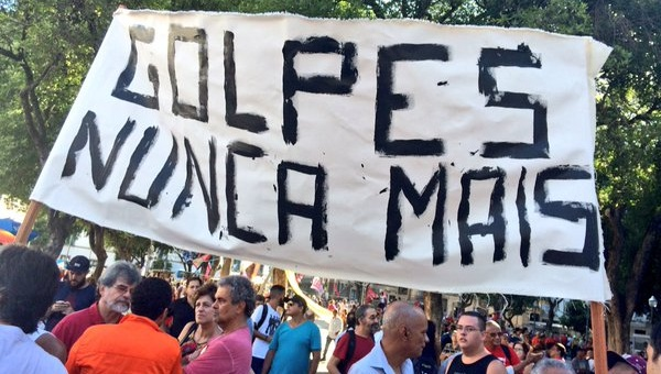 No hay oposición moderada o conciliación posible con un gobierno que es resultado de un golpe, remarca el PT