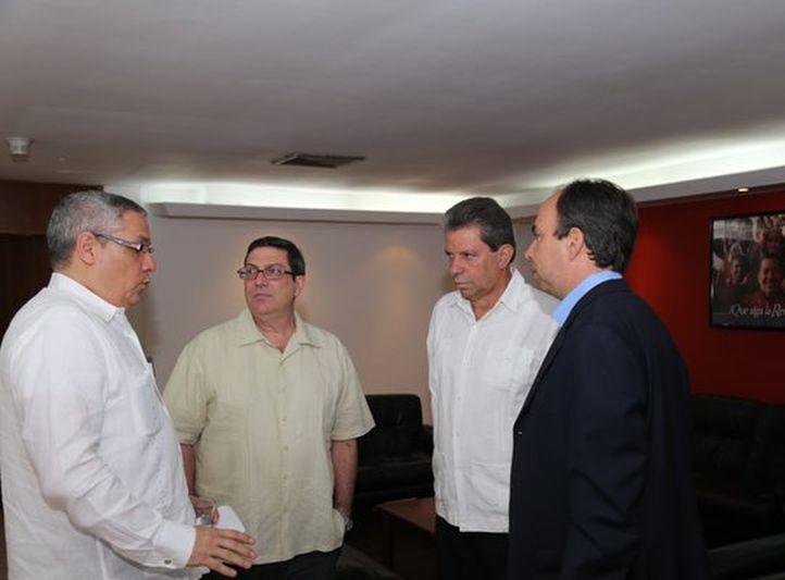 cuba, venezuela, bruno rodriguez