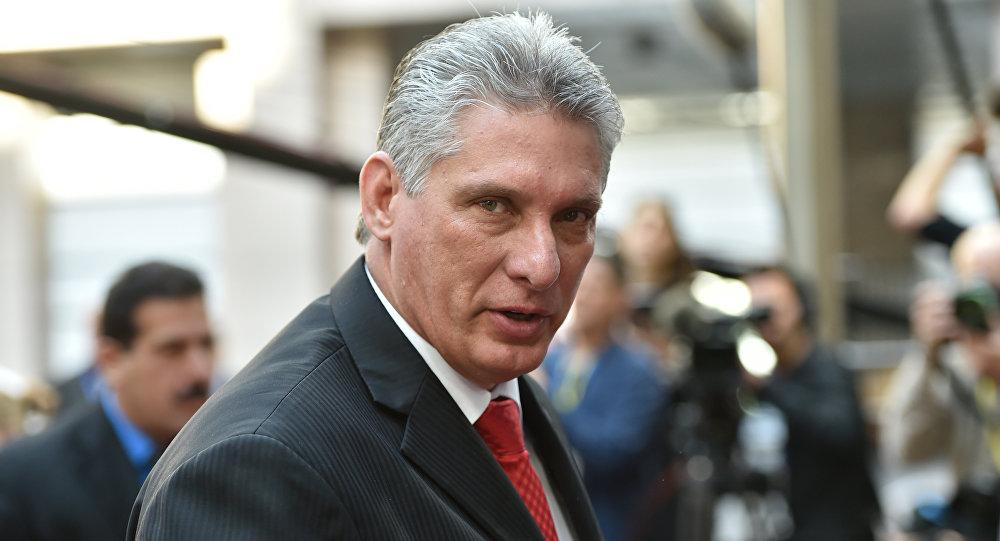 Díaz Canel iniciará este miércoles su visita oficial a la Federación de Rusia.