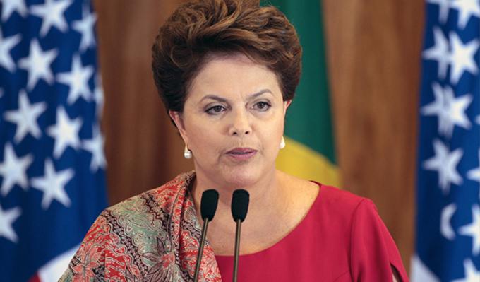 Las nuevas evidencias dejaron claro el carácter conspiratorio y golpista del gobierno que encabeza Michel Temer, asegura Dilma.
