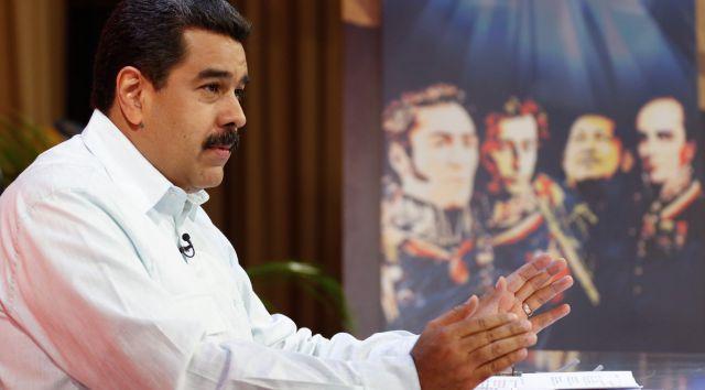Maduro ratificó su disposición al diálogo con todos los sectores del país para superar la coyuntura económica actual. (Foto AVN)