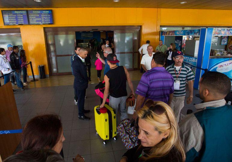 cuba, panama, estados unidos, migrantes cubanos, ley de ajuste cubano
