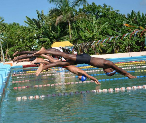 Competidores de nueve provincias intervienen en la Copa Yayabo. (Foto ACN)