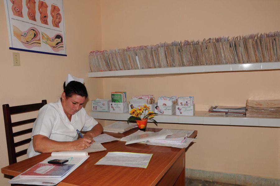 Mejoran las condiciones laborales en cada consultorio del médico de la familia.