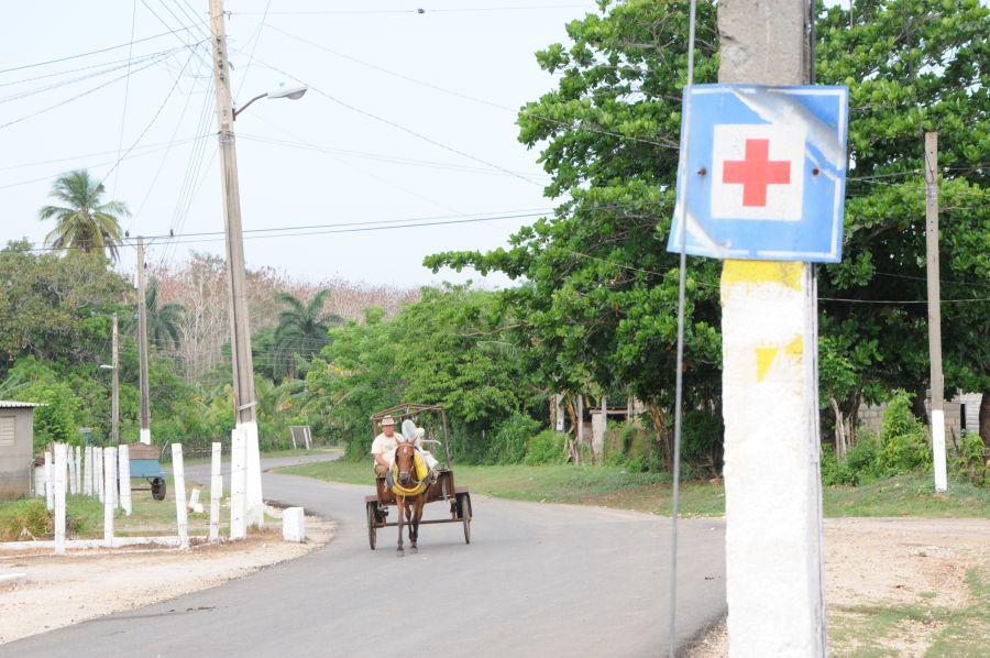 El asfalto benefició más de 3 kilómetros de vías.
