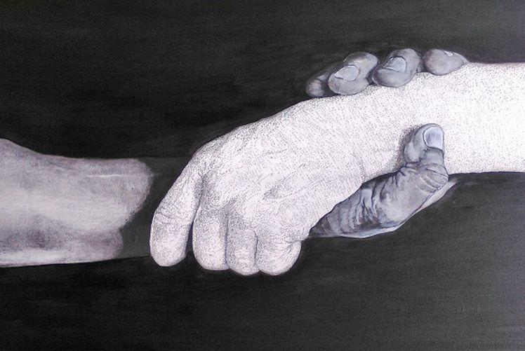 Foto: Cortesía del pintor