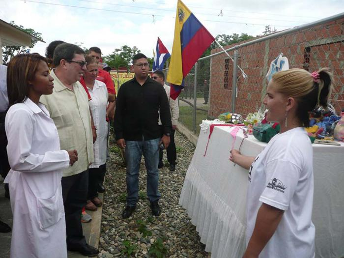 cuba, venezuela, bruno rodriguez, canciller cubano