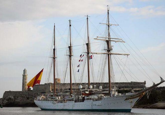 cuba, españa, buque escuela