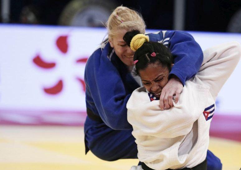 sancti spiritus, judo, cuba, dayaris mestre, grand prix de judo