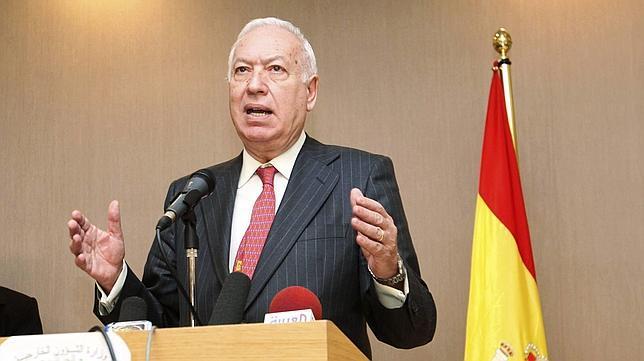 José Manuel García-Margallo. (Foto: Reuters)