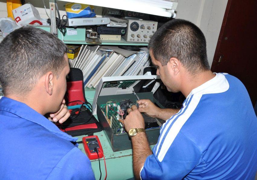 sancti spiritus, electromedicina, innovadores, yaguajay