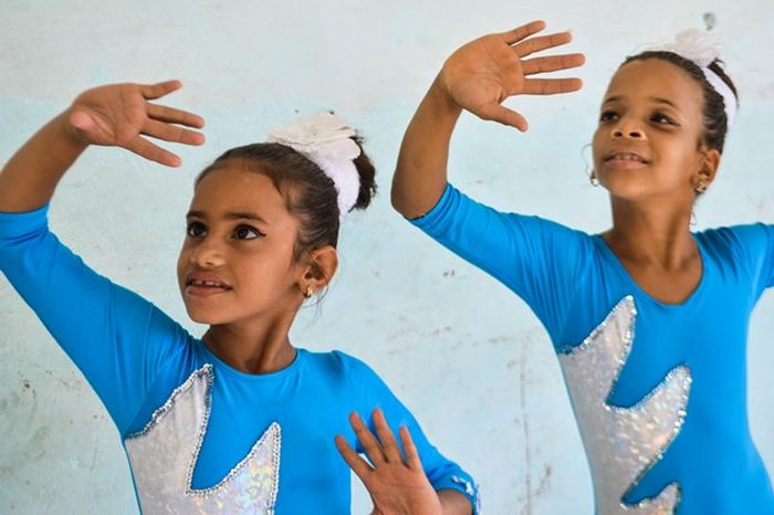 sancti spiritus, trinidad, gimnasia, deporte