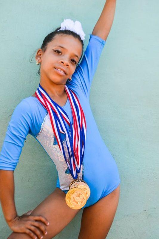 sancti spiritus, trinidad, gimnasia, deporte, campeonato nacional pioneril de gimnasia