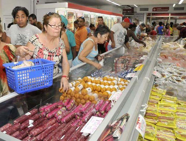 cuba, alimentos precios, peso cubano, economia cubana