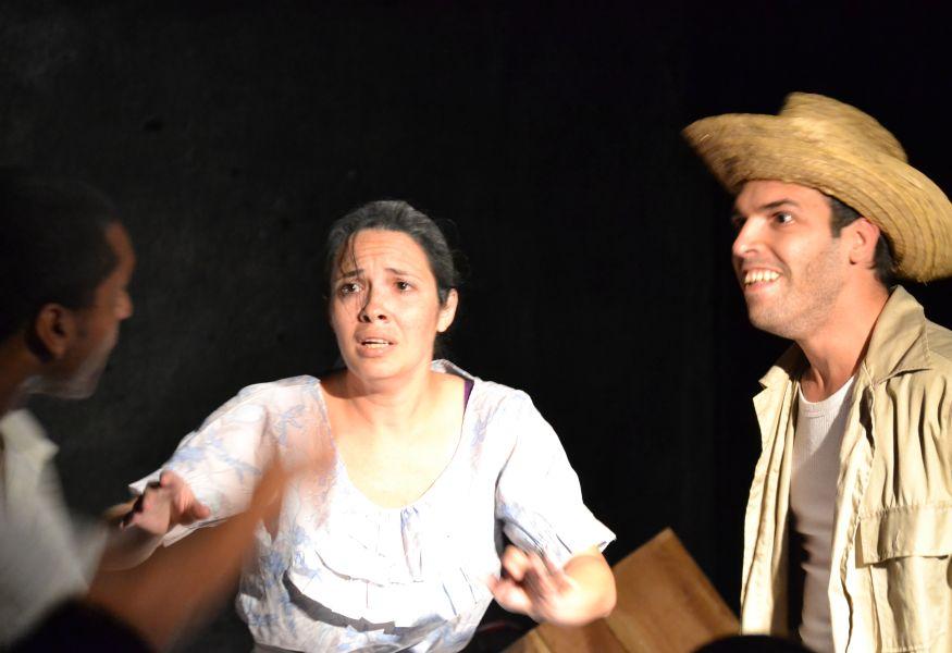 sancti spiritus, cabotin teatro, teatro