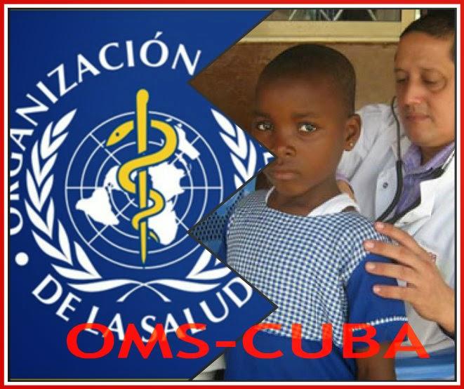 uba es uno de los países que más contribuye hoy a los objetivos de la Organización Mundial de la Salud.